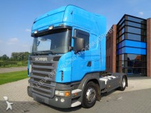Scania R420 Topline / Manual / Euro 3 / tractor unit