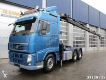 cabeza tractora Volvo FH 12.540 6x4 Euro 5 Hiab 47 ton/meter Kran