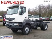 Renault Kerax 380 dxi 4x4 chassis + PTO / NEW/UNUSED tractor unit
