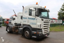 tracteur Scania R500 V8 - RETARDER - HYDRAULIC + COMPRESSOR - AI