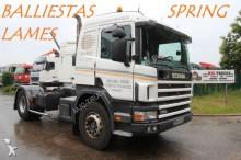 trattore Scania 114L-340 STEEL SPRING / SUSP. LAMES / BALLIESTAS