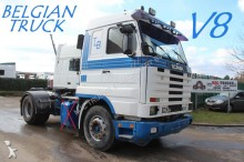 Scania 143H-450 TOPLINE STREAMLINE - MANUAL GEARBOX 3+3 tractor unit