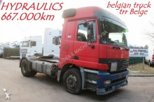 Mercedes Actros 1840 - EPS - A/C - HYDRAULICS - 667.000km tractor unit