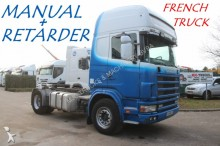 Scania 114G-380 TOPLINE - MANUAL + RETARDER - FRENCH TR tractor unit