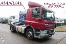 tracteur DAF CF 75.310 - MANUAL - 658.000km - SLEEPING CAB -
