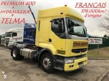 cabeza tractora Renault Premium 400 - HYDRAULIQUE - TELMA - de la FRANCE