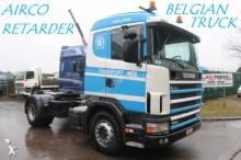 trattore Scania 124G-420 - A/C- RETARDER - CABINA CR19 - TRACTOR