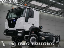 cabeza tractora Iveco Astra HD9 64.54 6X4 Manual Big-Axle Steelsuspens