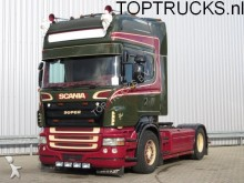 Scania R500 V8 4X2 TOPLINE MANUAL + RETARDER SPECIAL tractor unit