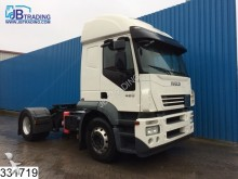 trattore Iveco Stralis 420 AT, EURO 5 , Manual, Retarder, Airco