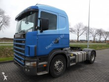 Scania R124.420 CR19 MANUAL tractor unit