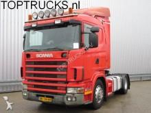 Scania R144.460 4X2 HYDRAULIC / MANUAL GEARBOX tractor unit