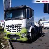 cabeza tractora Mercedes TRR
