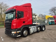 tracteur Scania R500 6x2 steering axle 66 ton