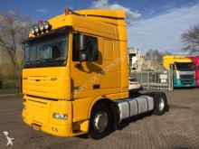 DAF XF105 410 with APK tractor unit