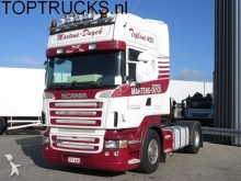Scania R480 TOPLINE EURO 4 MANUAL RETARDER tractor unit