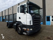 Scania R420 + Manual + Retarder PRODUCTION 04-2007 tractor unit
