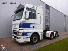 trattore MAN TGX 28.480 DOUBLE BOOGIE