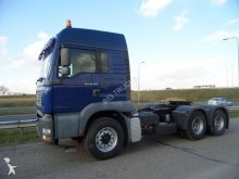 tracteur MAN TGA 26.410 6x4 tractor head only 55127 km!!