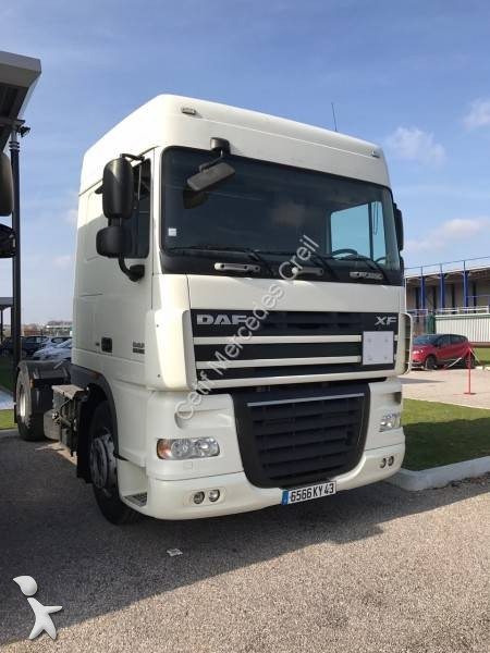 tracteur daf xf105 picardie 2 annonces de xf105 picardie occasion. Black Bedroom Furniture Sets. Home Design Ideas