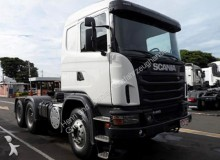 Scania 410 6x4 tractor unit