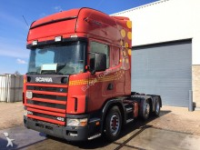 cabeza tractora Scania L 124 420 6x2 - Manua - Airco - Top condition