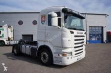 Scania R420 Retarder hydraulics 2008 tractor unit