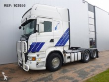 tracteur Scania R560 DOUBLE BOOGIE RETARDER EURO 5