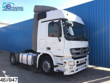 Mercedes Actros 1841 EURO5, Retarder, Airco, Automatic 12 tractor unit