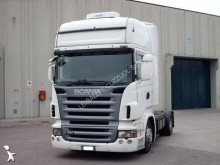 Scania low bed tractor unit