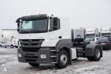 Mercedes AXOR / 1840 / EURO 5 / MANUAL / NISKI tractor unit