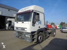 tracteur Iveco Eurotech E 38 (FULL STEEL SUSPENSION)