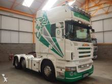 tracteur Scania R470