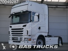Scania R440 4X2 Manual Retarder ADR Standklima Euro 5 tractor unit