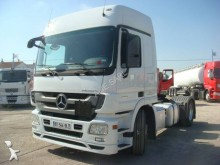 Mercedes hazardous materials / ADR tractor unit