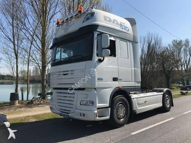 tracteur daf standard xf105 ft 510 4x2 gazoil euro 5