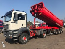 tracteur MAN 18-440 4X4 + TIPPER TRAILER