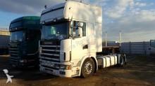 cabeza tractora Scania R 124