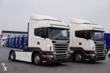 Scania R 420 / ADR / EURO 5 / RETARDER / HIGHLINE tractor unit