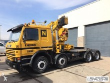 Scania 112 360 8x4 - Crane 60 T/m - Radio cont. - Full tractor unit