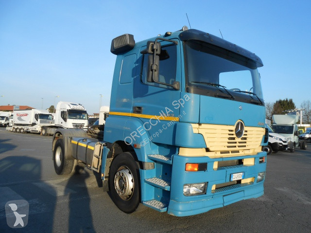 Mercedes 18.43LS tractor unit