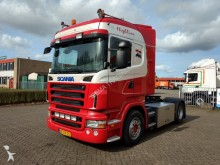 Scania R420 4x2 Highline Retarder TOP! 07/2017APK tractor unit