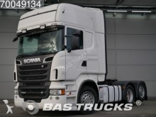 Scania R560 6X2 V8 Retarder Liftachse 3-Pedals On Spot tractor unit