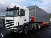 tracteur Scania R124 470