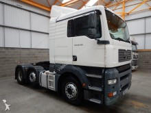 MAN TGA 26.430 XL 6 X 2 TRACTOR UNIT - 2005 - EU55 JKZ tractor unit