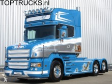 cabeza tractora Scania Torpedo T500 6x2 SHOW TRUCK / NEW CONDITION!