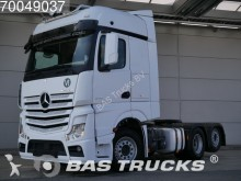 Mercedes Actros 2551 LS 6X2 Retarder Powershift Liftachse tractor unit