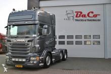 cabeza tractora Scania R 440 TL 6X2/4 - EUO 6 - ETADE - 487 TKM!!