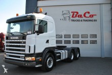 Scania 164 480 V8 - MANUAL - RETARDER - ONLY 282 TKM!! tractor unit