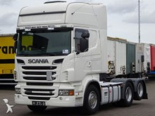 cabeza tractora Scania R560 V8 6X2 MANUAL / RETARDER